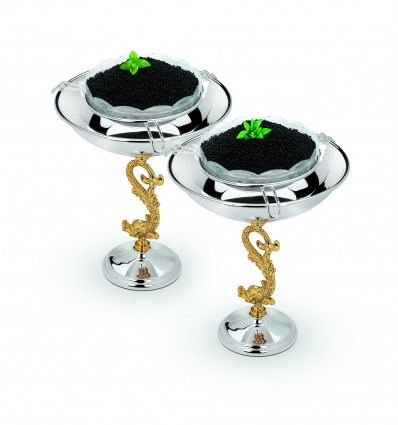 Suport Caviar made by Chinelli Italy