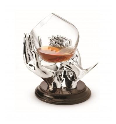 Incalzitor de Cognac  Chinelli Mani D'Argento