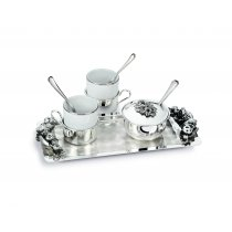 Set pentru Cafea - Vintage Espresso made by Chinelli Italy