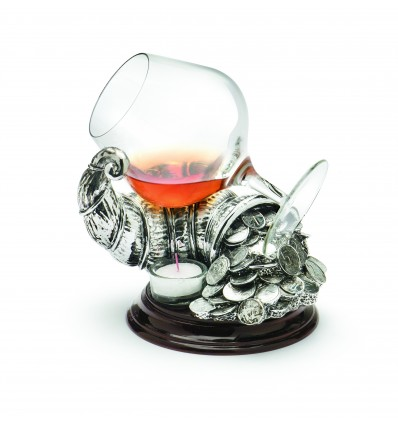 Incalzitor de Cognac Chinelli Cornucopia
