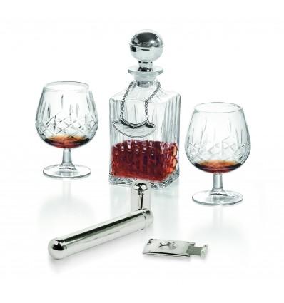 Set cognac si trabuc by Chinelli