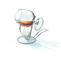 Incalzitor de Cognac argintat  by Chinelli