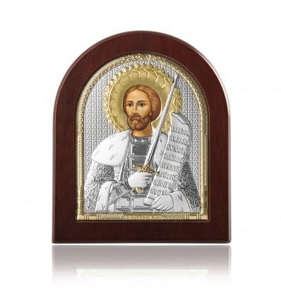 """Icoana argintata """"Sfantul Alexandru"""""""