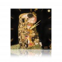"Ceas din sticla ""The Kiss"" Gustav Klimt"