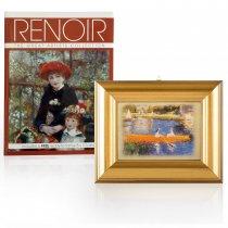 "Tablou ""La Seine a Asnieres"" Auguste Renoir"