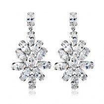 Cercei cu cristale  Glamorous Diamonds