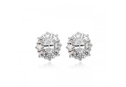 """Cercei """"Delicate Diamond Drops"""""""