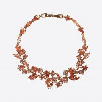 """""""Sangria"""" Bratara eleganta decorata cu cristale cubic zirconia"""
