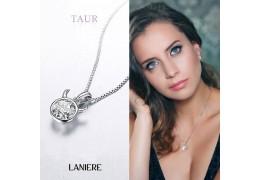 ZODIAC Colier din Argint LANIERE - Zodia Taur