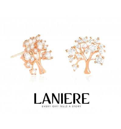 Diamond Accent Golden Tree of Life LANIERE