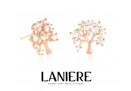 Diamond Accent Golden Tree of Life LANIERE