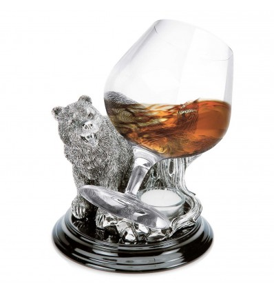 "Incalzitor de Cognac ""Bear"" by Chinelli Italy"