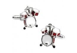 "Butoni pentru camasa ""Drums"""