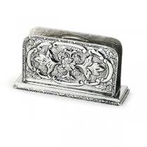 Suport argintat pentru hartie by Sheffield - Chinelli Italy