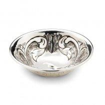 "Bol argintat ""Vintage Silver"" by Sheffield - Chinelli Italy"