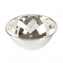 "Bol argintat ""Diamonds"" by Chinelli Italy"