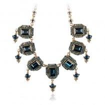 """Colier cu cristale Swarovski """"Royalty"""" - PARURE Milano"""