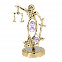 Figurina cu cristale Swarovski - Zeita Dreptatii