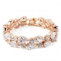 """Bratara cu cristale """"Diamond Bouquet"""""""