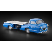 Mercedes-Benz Renntransporter 1955  - Macheta 1:18 Die Cast