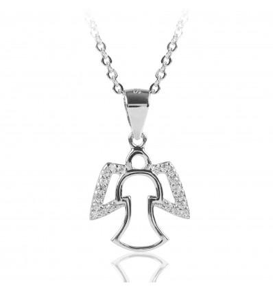 """Colier din argint 925 cu cristale """"Little Angel"""""""