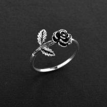 "Inel din argint 925 ""In Bloom"""