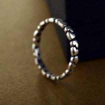 """Inel din argint 925 """"Heart To Heart"""""""