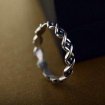 "Inel din argint 925 ""Vintage Diamond"""