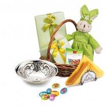 Happy Easter Luxury Basket - Cos de Paste